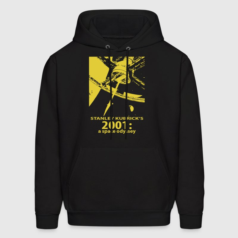 2001 A Space Odyssey - Men's Hoodie