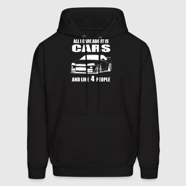 All I Care About is - Men's Hoodie