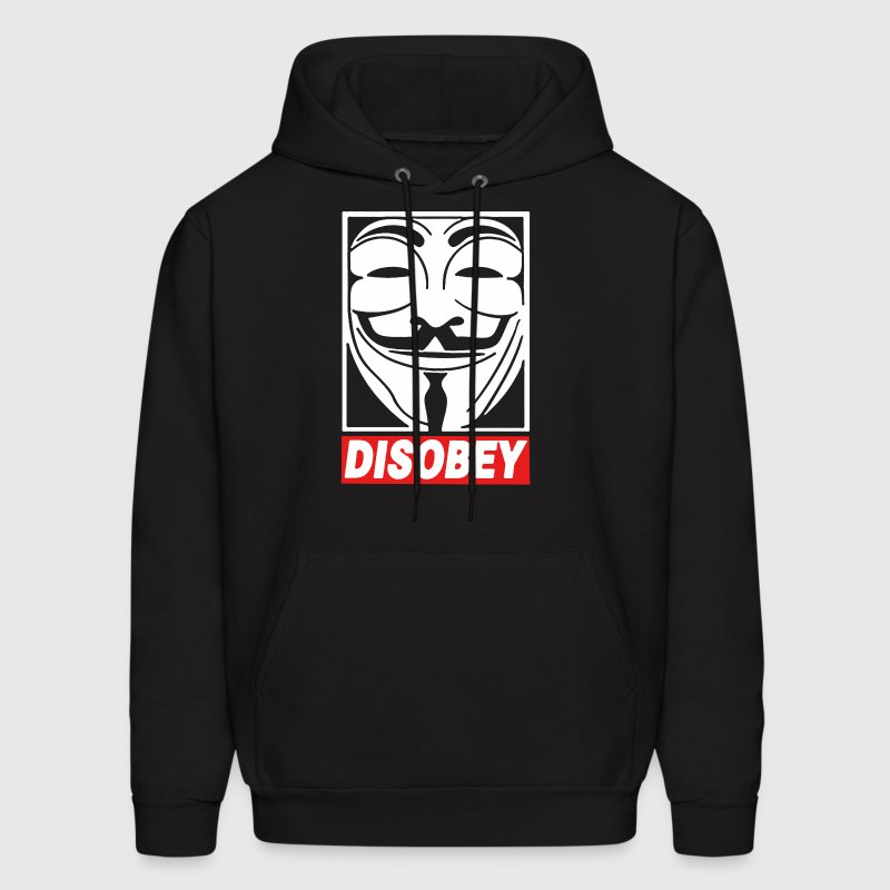 Disobey - Men's Hoodie