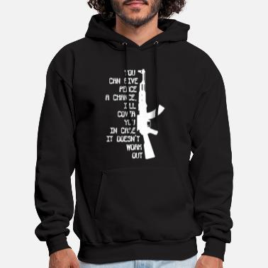 promo code 4acd7 ffe07 Shop Military Hoodies & Sweatshirts online | Spreadshirt