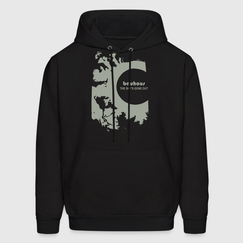 Bauhaus The Sky's Gone Out - Men's Hoodie