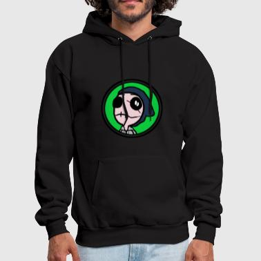 RUDERHYMER Voodoo Doll Artwork - Men's Hoodie