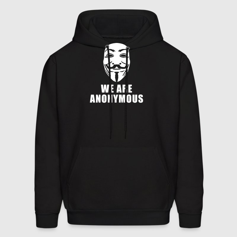 WE ARE ANONYMOUS - Men's Hoodie