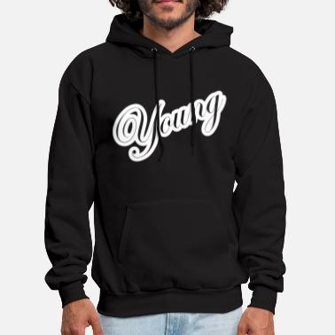 Young YOUNG - Men's Hoodie