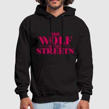 The Wolf Of All Streets, Dicaprio Inspiration - Men's Hoodie
