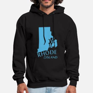 Island MADE In RHODE ISLAND - Men's Hoodie