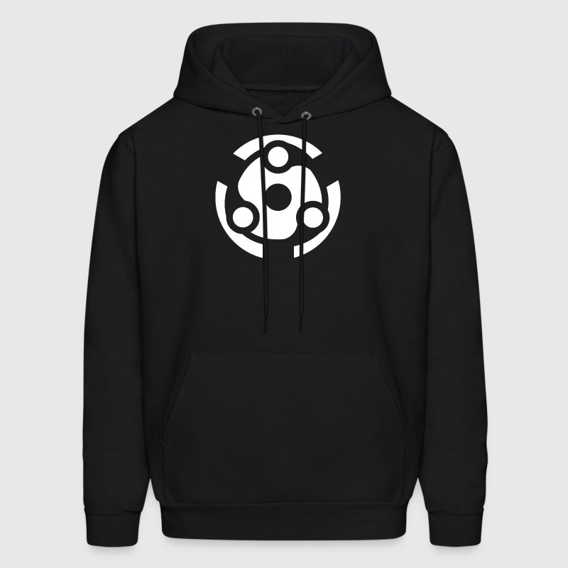 Madara Eternal Mangekyou Sharingan - Men's Hoodie