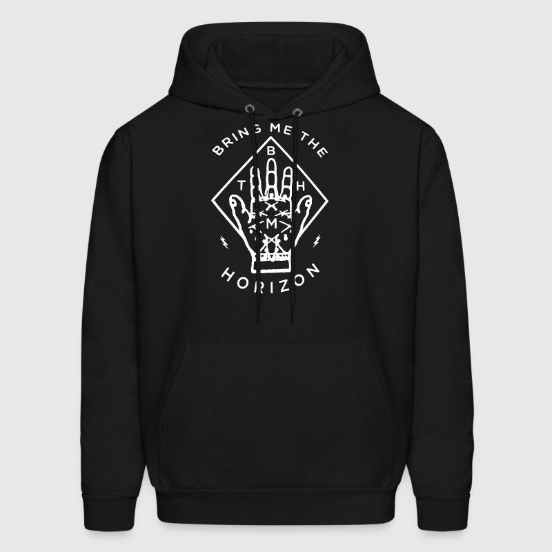 Bring Me The Horizon Diamond Hand - Men's Hoodie