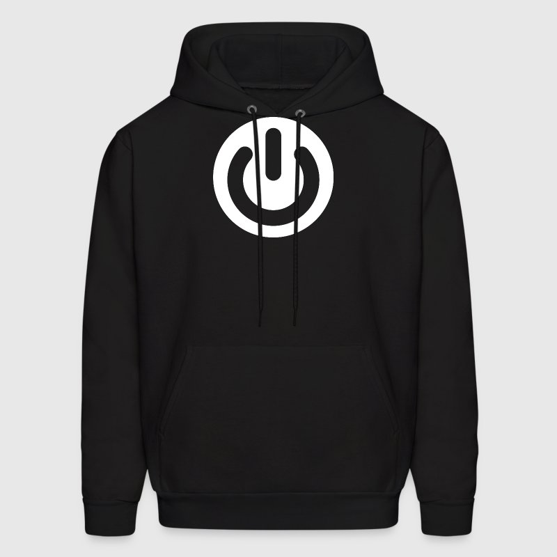 Geek Power Ideology - Men's Hoodie