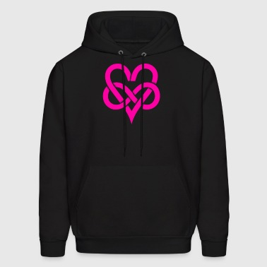love to infinity - Men's Hoodie