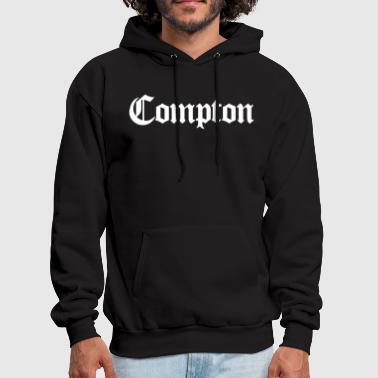 COMPTON Gothic California LA Los Angeles Californi - Men's Hoodie