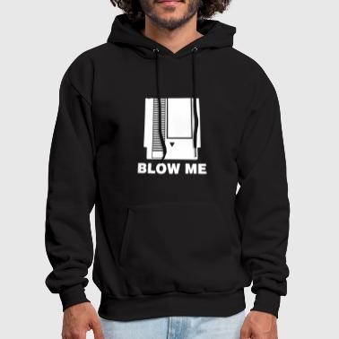 Job Blow Me - Men's Hoodie