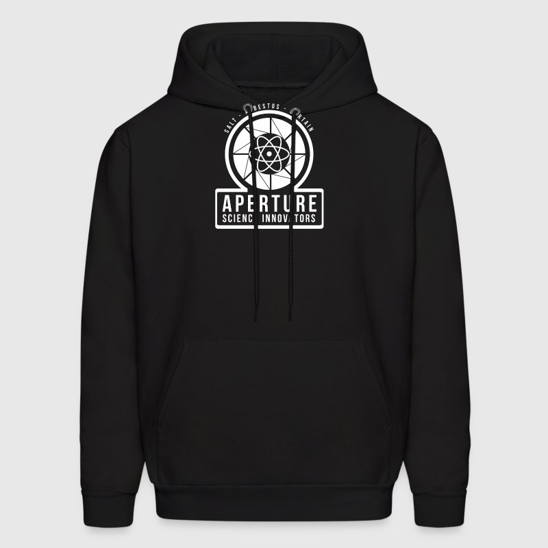 Aperture Science - Men's Hoodie