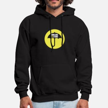 Hong Kong Hong Kong & Strong - Occupy Central Umbrella Rev. - Men's Hoodie