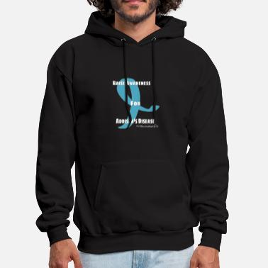 Disease Raise Awareness - Men's Hoodie