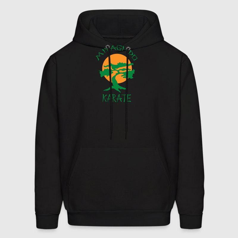 Karate Kid Inspired Miyagi Do Karate - Men's Hoodie