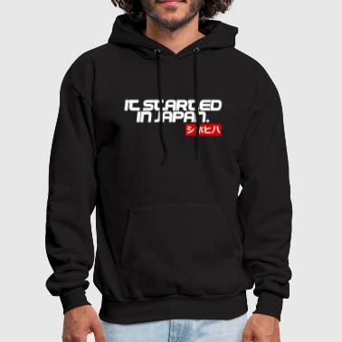 It Started in Japan. JDM - Men's Hoodie