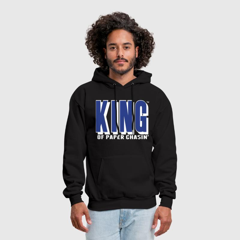 KING OF PAPER CHASIN' - Men's Hoodie