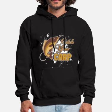 Carp Carp Fishing Shirt - Men's Hoodie