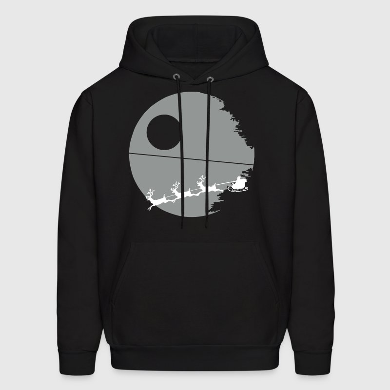 That's not a moon Christmas - Men's Hoodie