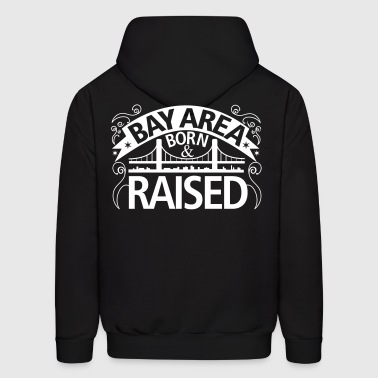 born_and_raised_new - Men's Hoodie