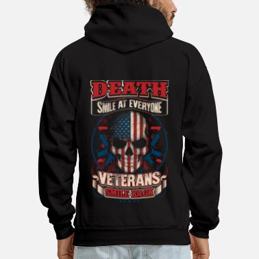 Death Smile At Everyone - Men's Hoodie