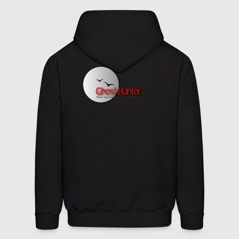 Ghost Hunter - Men's Hoodie