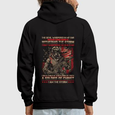 SOLDIER OF CHRIST - Men's Hoodie