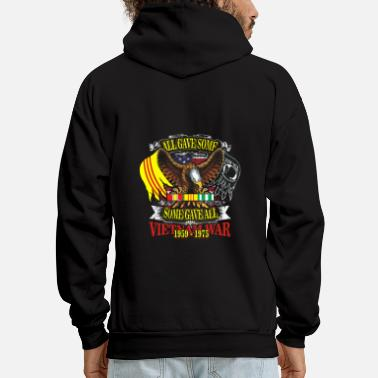 Some ALL GAVE SOME - Men's Hoodie