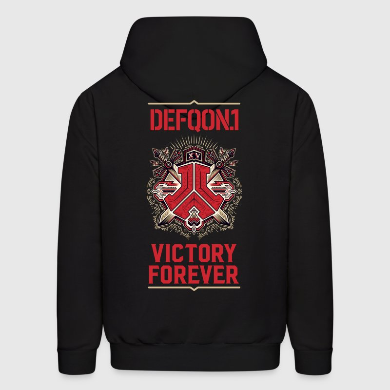 Defqon.1 2017 Victory Forever - Men's Hoodie