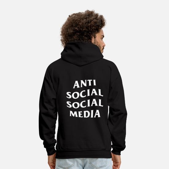 a9262161efaa1 Social Hoodies   Sweatshirts - Anti Social Social Club Parody