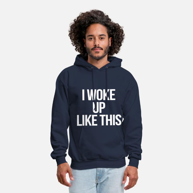 I Woke Up Like This By Roderick882 Spreadshirt