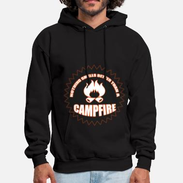Excursion Camping Camping Gift Forest Tent Outdoor Excursion - Men's Hoodie