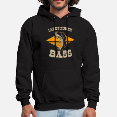 Fishing Tournaments Fishing Tournament Largemouth Bass Gift - Men's Hoodie