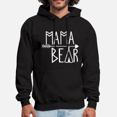 Mommy Mom - mama bears present mothers day new mommy - Men's Hoodie