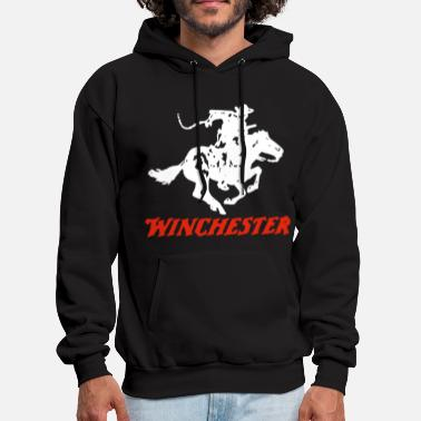 Rifle Neck Men New Winchester Rifle Men s Comes In Many - Men's Hoodie