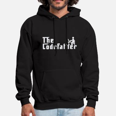 Java The Codefather - Men's Hoodie