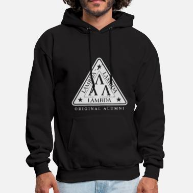 Lambda Lambda Lambda Lambda Revenge Of The math T Shirts - Men's Hoodie