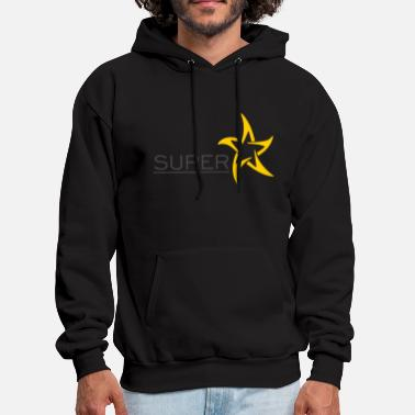 Superstar superstar - Men's Hoodie