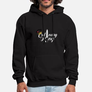 Culinary Culinary King - Men's Hoodie