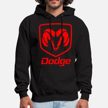 Ram Zippered Hooded Sweat Motor Sports Truck Auto Dodg - Men's Hoodie