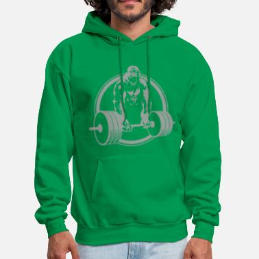 Gorilla Lifting Fitness - Men's Hoodie