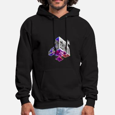 Aesthetic Bismuth - Men's Hoodie