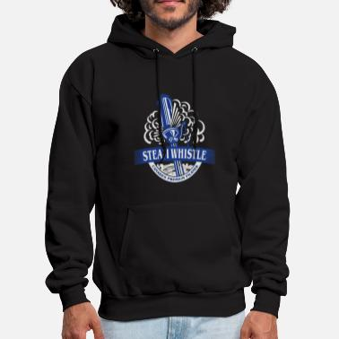 Whistle Steam Whistle - Men's Hoodie
