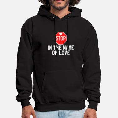 Funny Valentines Day Apparel shirt - Men's Hoodie