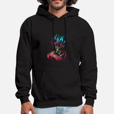 Galaxy Dragon Ball Z Goku Galaxy Nebula - Men's Hoodie