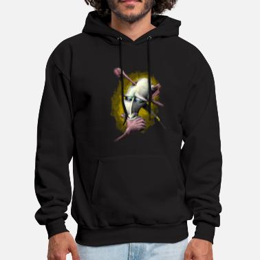 Poke Poked and Pulled - Men's Hoodie
