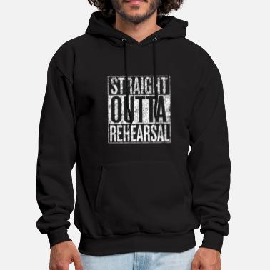 Broadway Broadway Musical Theatre Broadway Play Musical The - Men's Hoodie