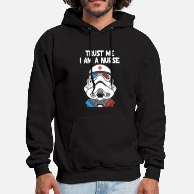 trust me i am a nurse - Men's Hoodie