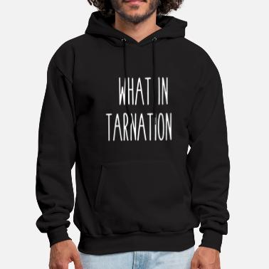 what in tarnation neck long sleeve cotton for men - Men's Hoodie